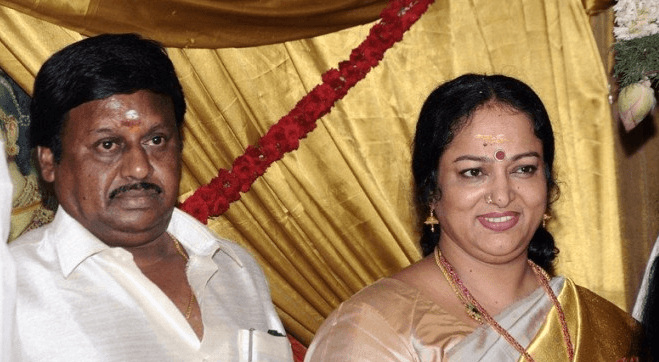 Ramarajan Is A Tamil Actor Who Fell In Love With Actress Nalini And Got Married The Year 1987 But After Few Years Due To Differences Their