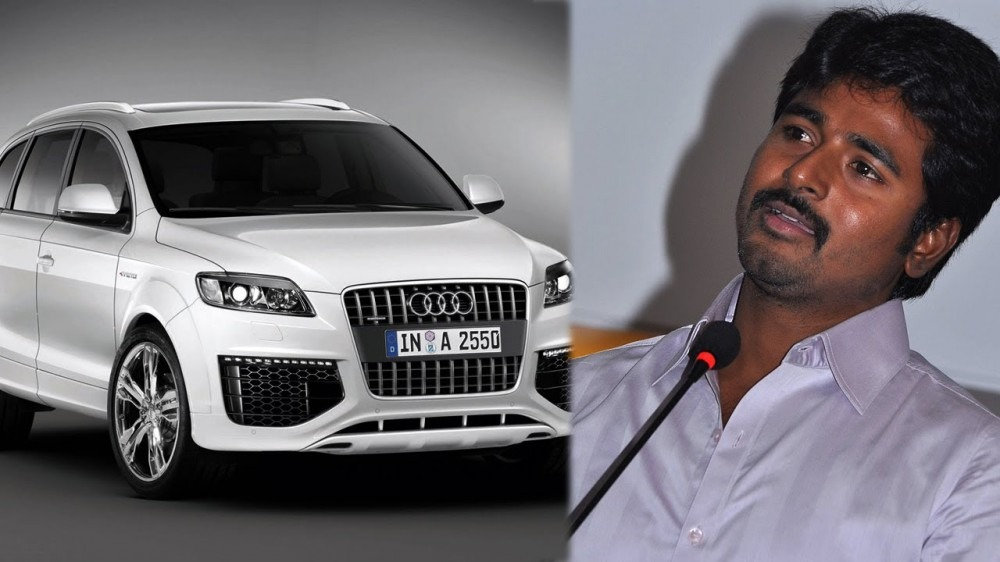 Tamil Celebrities Owning The Most Luxurious Cars Of The World
