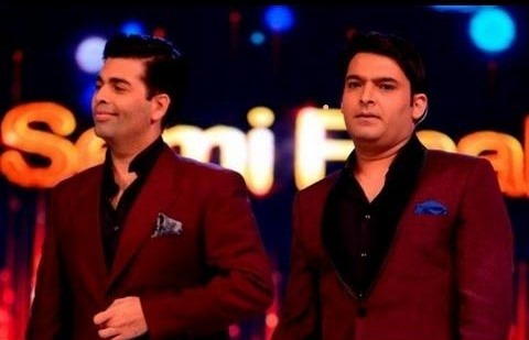 Image result for kapil sharma hosting award show