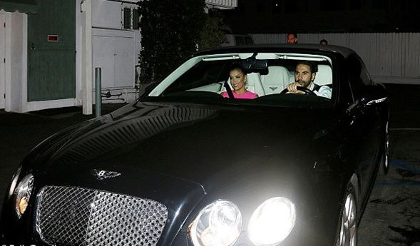 top 10 filmstars who own a bentley car