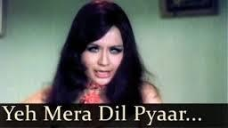 Image result for YEH MERA DIL HELEN  hd images