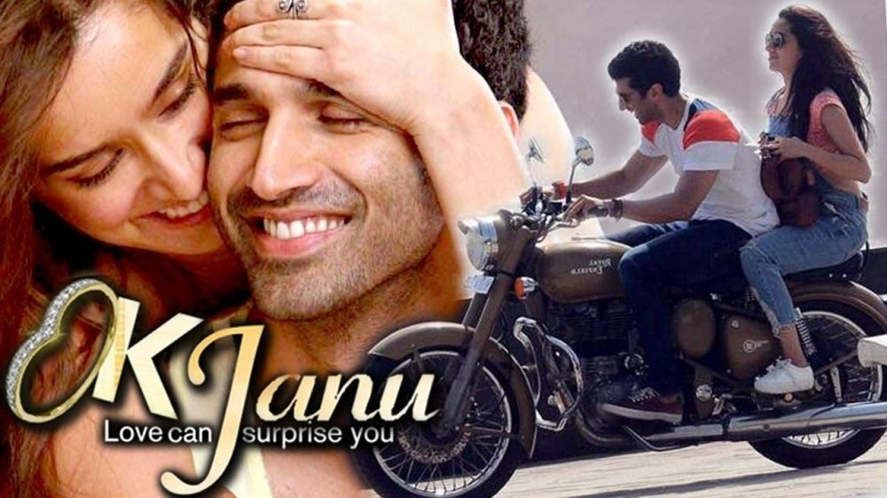 Image result for ok jaanu images hd