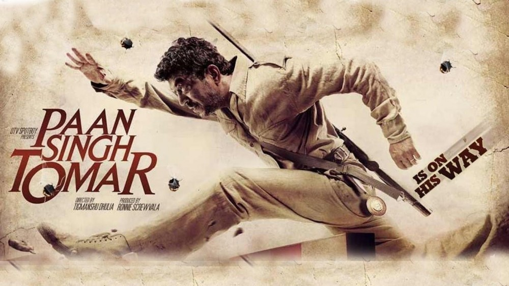 Image result for paan singh tomar movie
