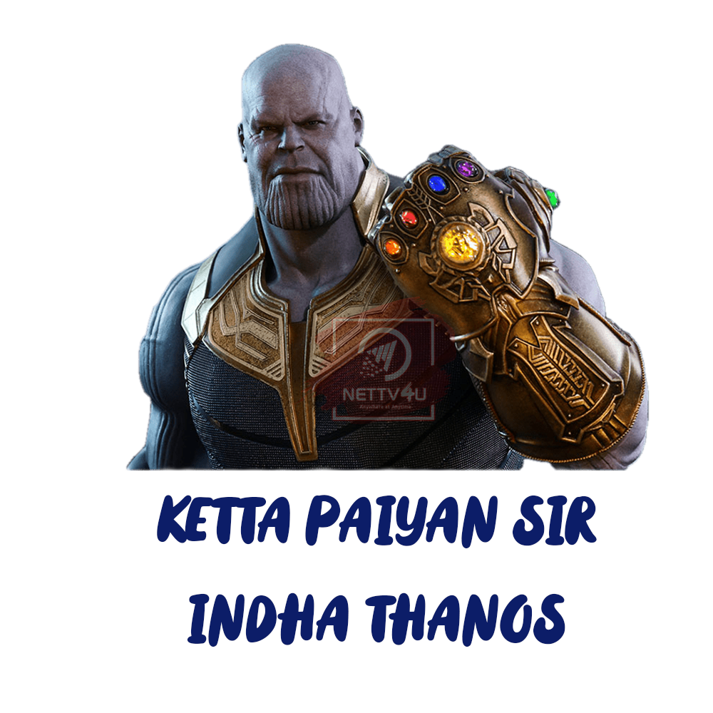 Avengers Endgame Special! Download Stickers Here!   NETTV4U