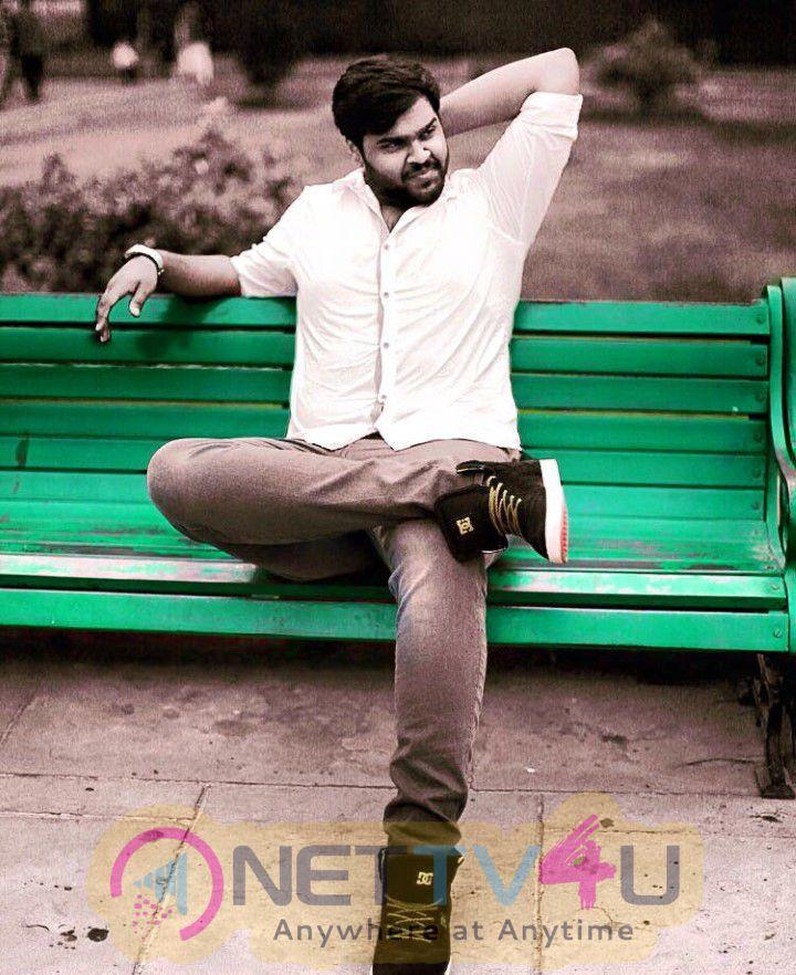 Actor Shanmuga Pandian  Birthday Exclusive Photos Tamil Gallery
