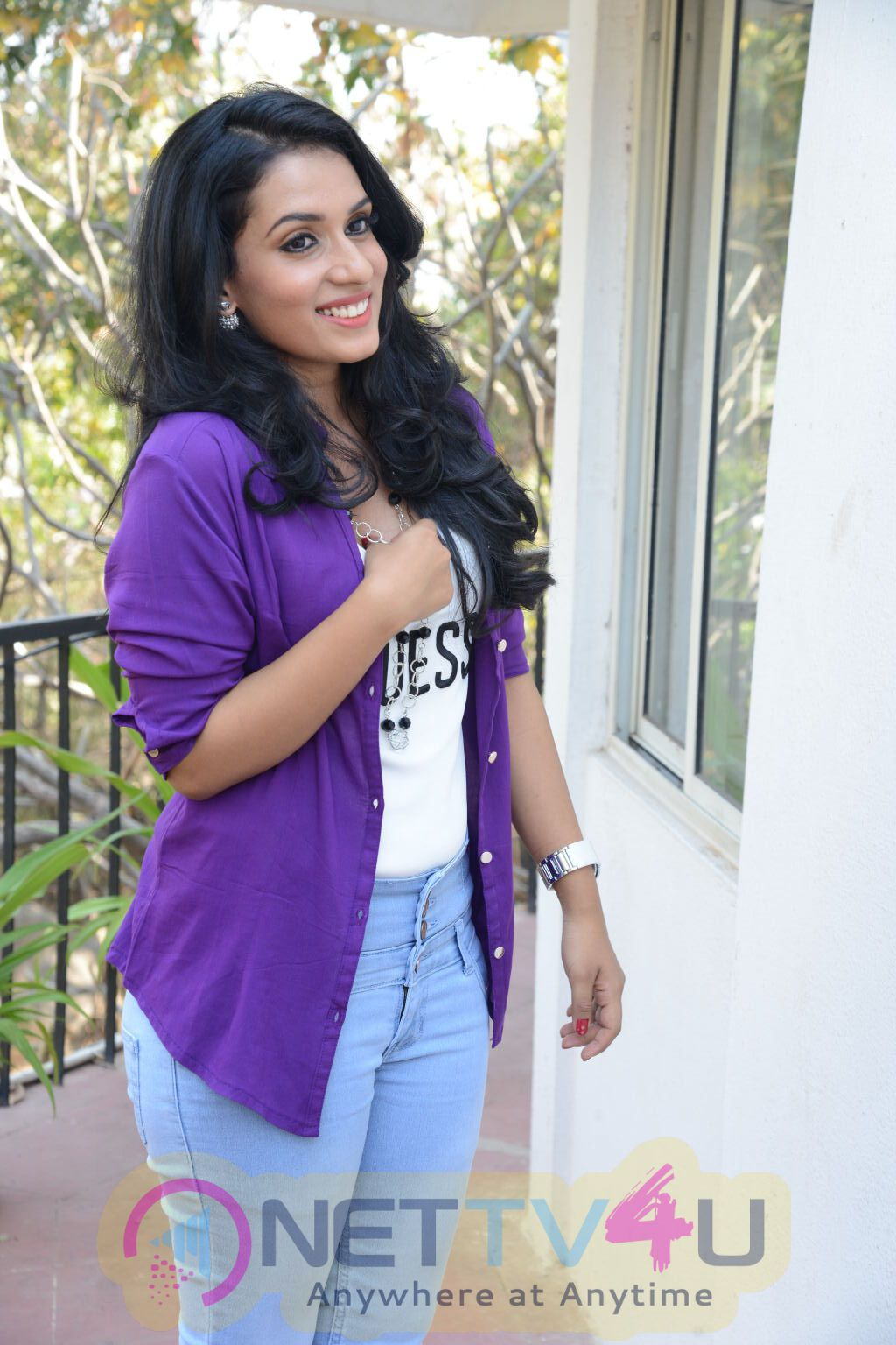 telugu film photo gallery actress chetana uttej 1