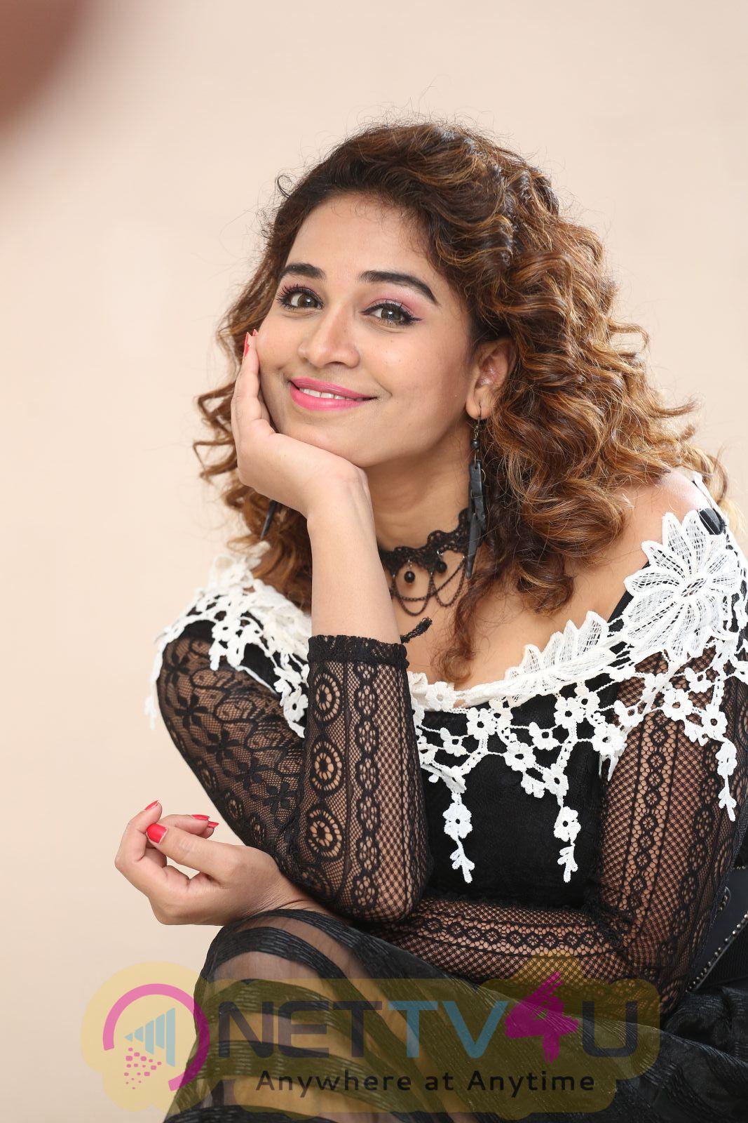 Lacchi Movie Teaser Launch Stills & Actress Jayanthi Beautiful Pics Telugu Gallery