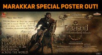 Marakkar Special Poster Out!