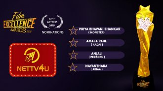 Best Actress Tamil 2019
