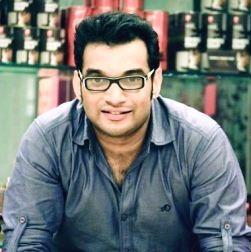 Zinil Zainudeen Malayalam Actor