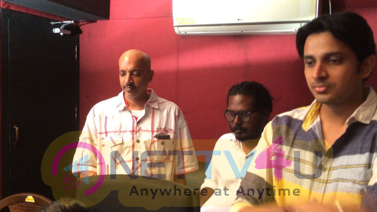 Adadae Movie Working Stills Tamil Gallery