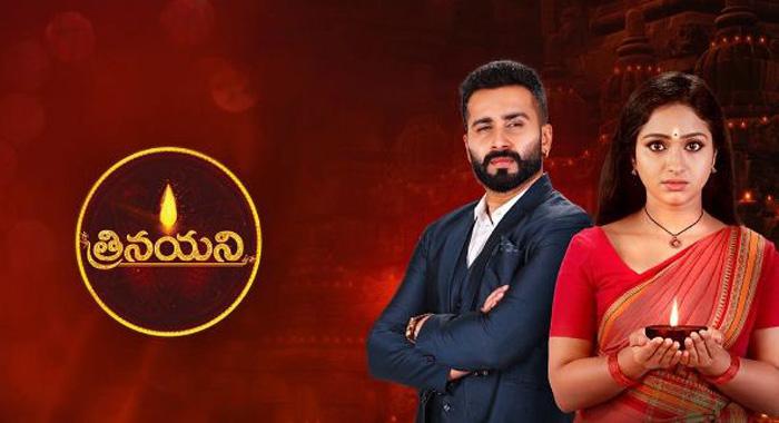 27-10-2021 Trinayani Zee Telugu serial Episode 445