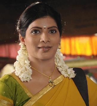 Johnvikka Tamil Actress