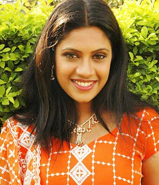 Meera Krishna Tamil Actress
