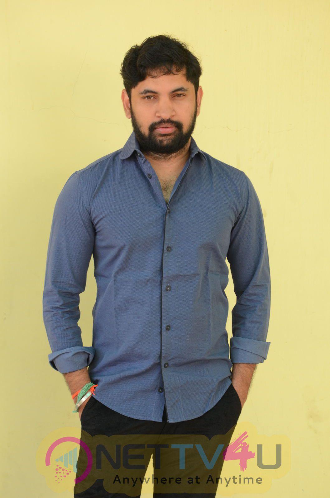 Vamsi Krishna Interview Cool Pics Telugu Gallery