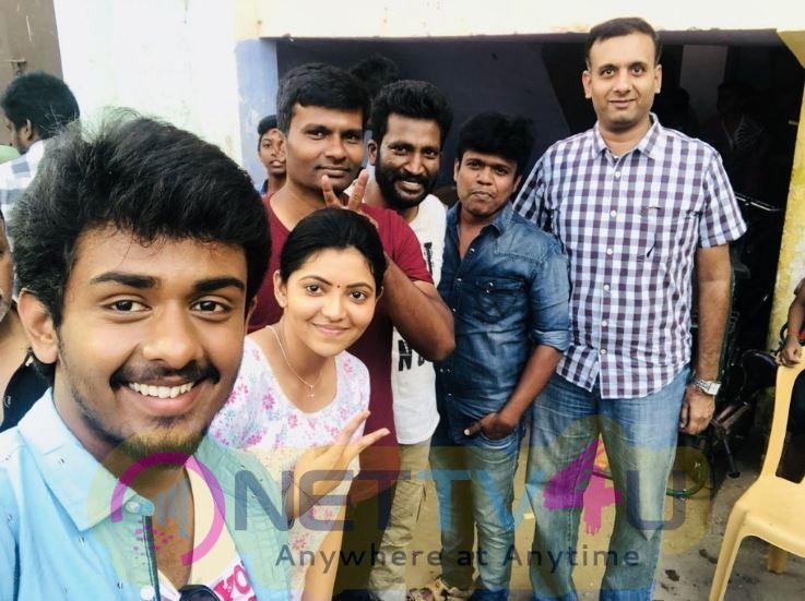 Suttu Pidikka Utharavu Movie Shooting Spot Images Tamil Gallery