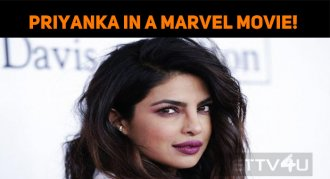 Priyanka Chopra In A Marvel Movie!