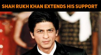Shah Rukh Khan Extends His Support To The Gover..