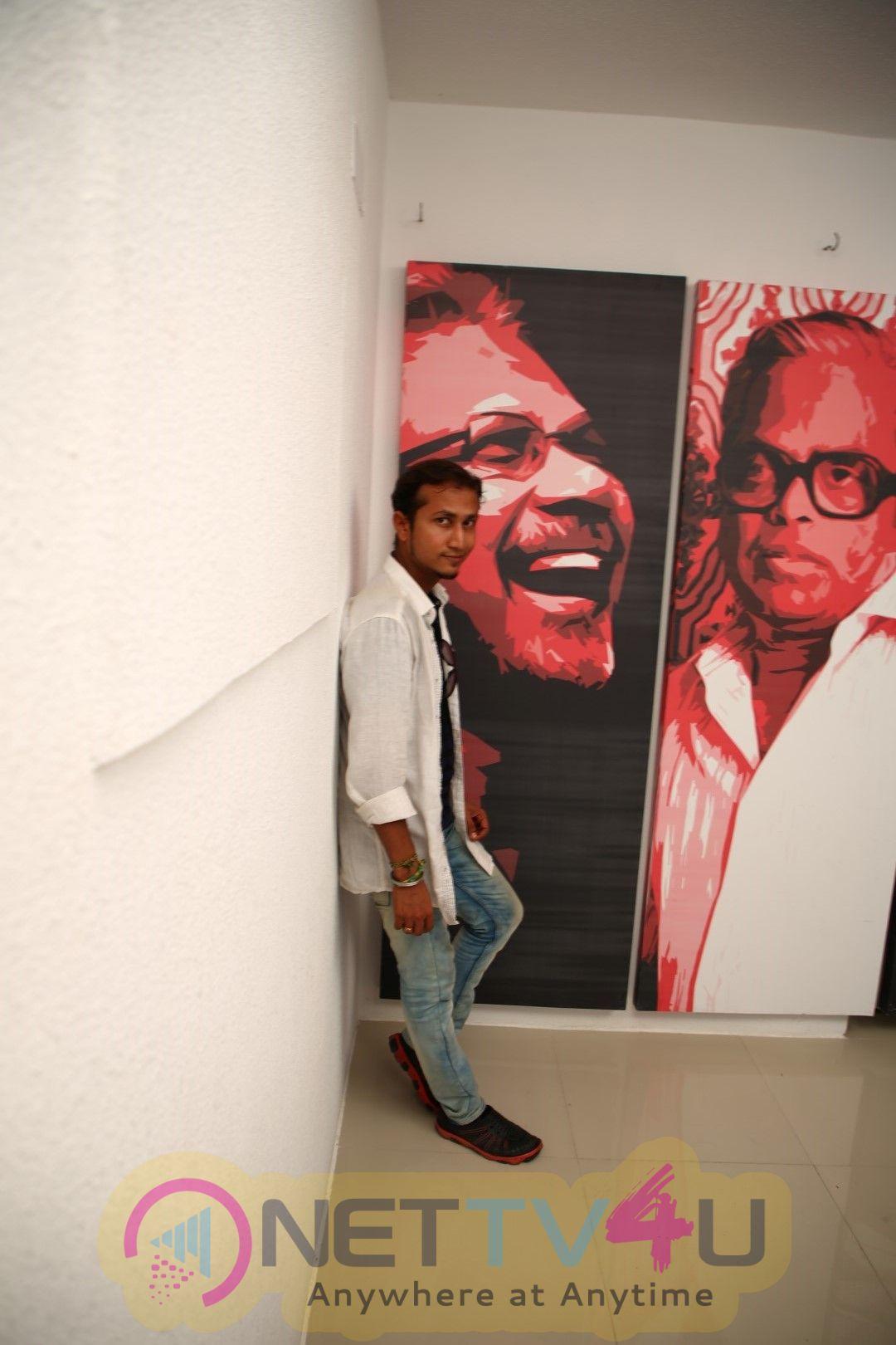 Singer Jagadeesh Kumar Exclusive Interview Images Tamil Gallery