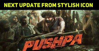 Next Update From Stylish Icon Allu Arjun!