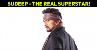 Sudeep Proves That He Is A Real Superstar!