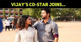 Vijay's Co-star Joins...