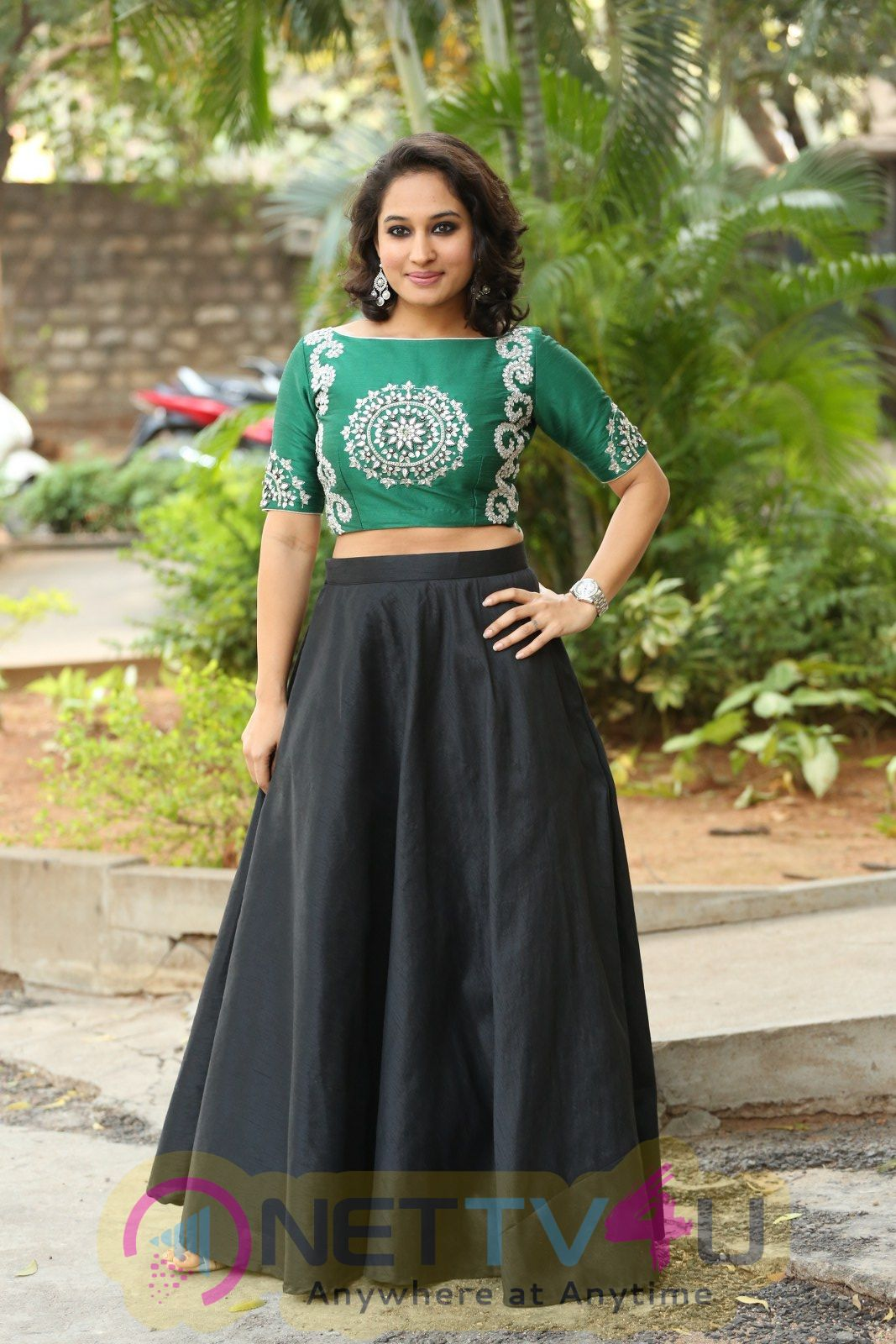 Actress Pooja Ramachandran Good Looking Images Telugu Gallery