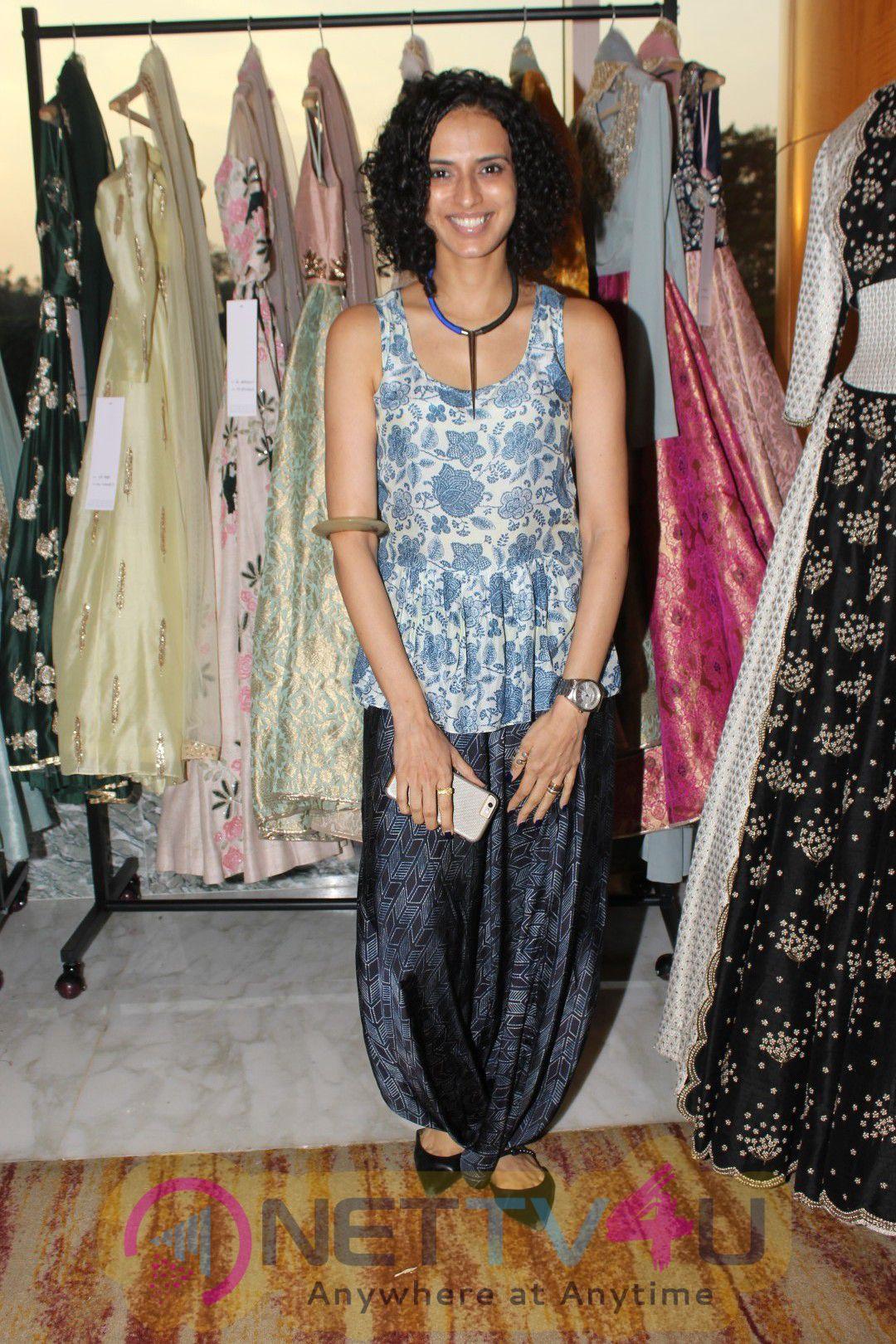 Huma Qureshi & Sana Khan At A Festival Preview Pop Up Fashion Show Hindi Gallery
