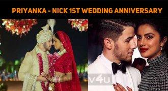 Priyanka And Nick Jonas Celebrate Their Special..
