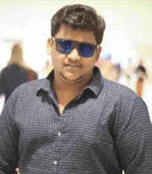 Satish Selvam Tamil Actor