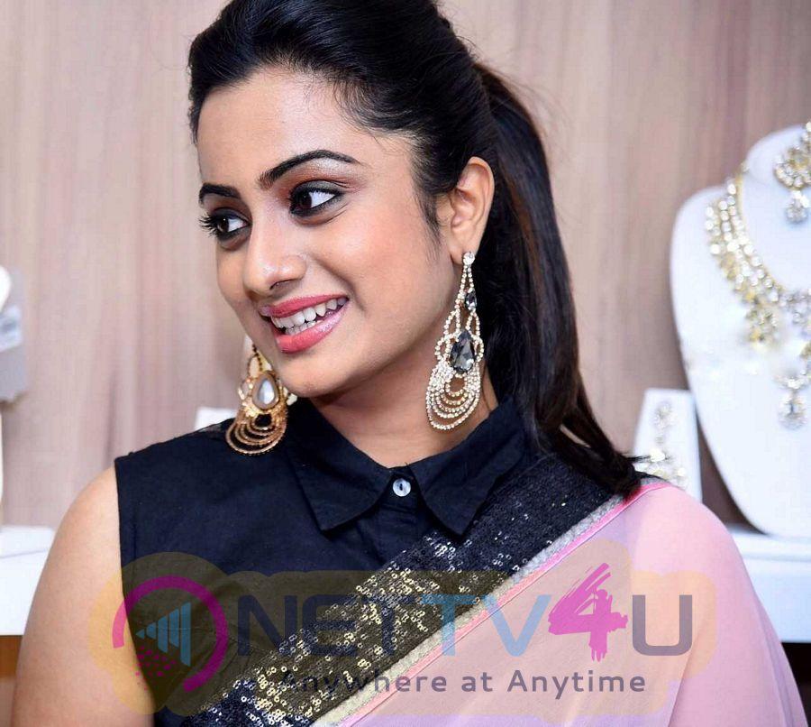 Actress Namitha Pramod Attractive Photos Malayalam Gallery