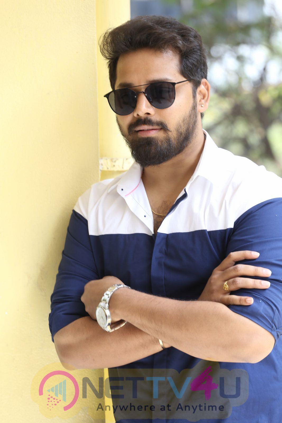 Actor Nandhu Handsome Pics  Telugu Gallery