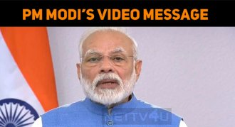 PM Modi's Video Message Comes With A New Reques..