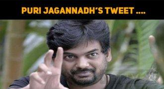 Puri Jagannadh's Tweet About Artists And Quaran..