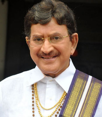 Krishna Ghattamaneni Telugu Actor