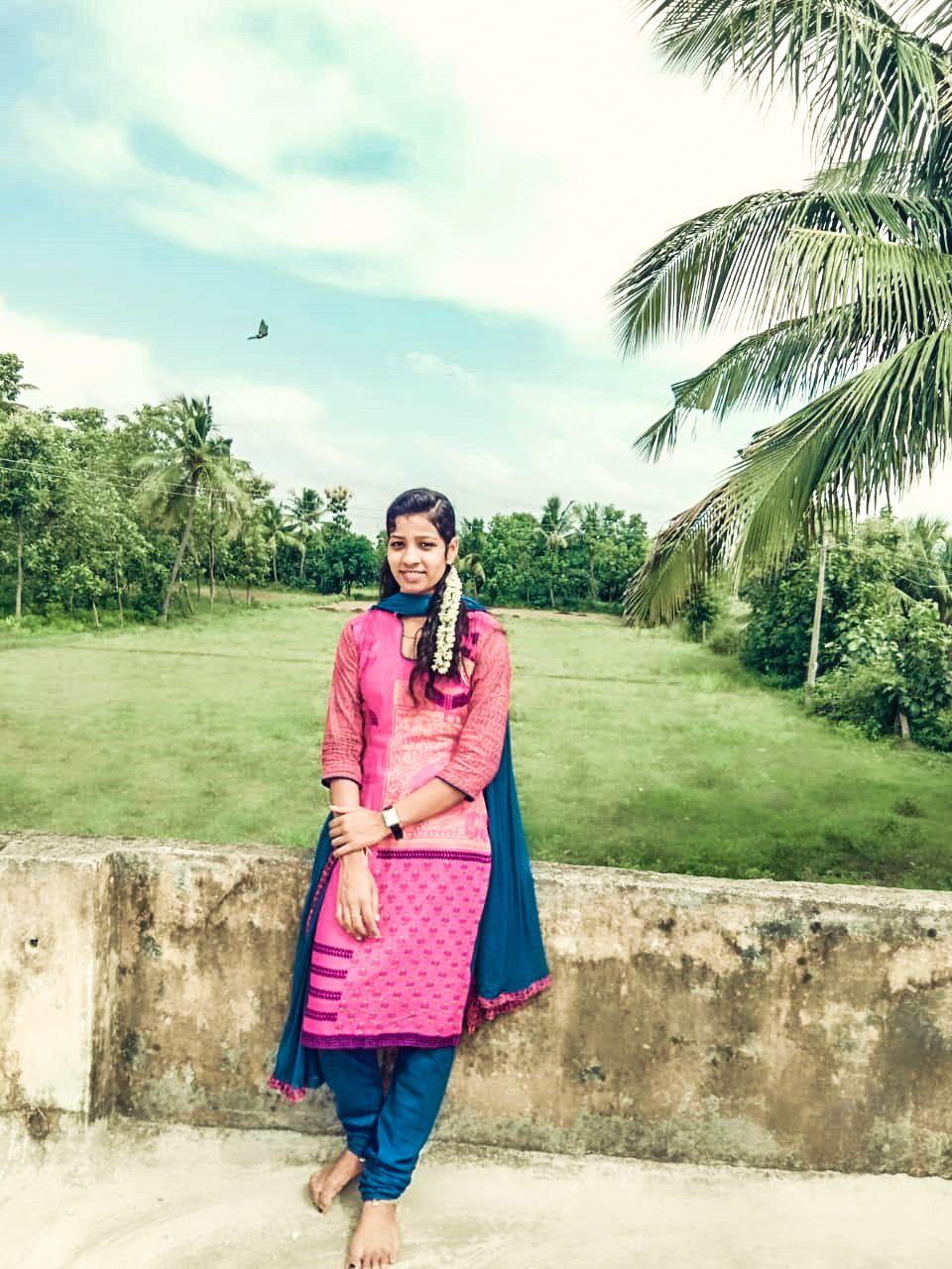 Bigil Actress Suganya Rayar Attractive Stills Tamil Gallery