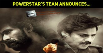 Powerstar's Movie Team Announces
