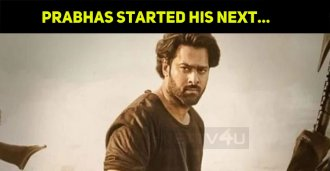 Prabhas Started His Next…