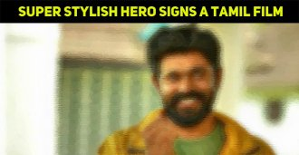 This Super Stylish Hero Signs A Tamil Film
