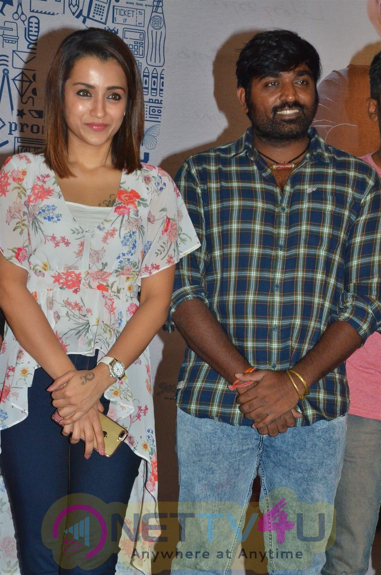 96 Movie Press Meet Images Tamil Gallery