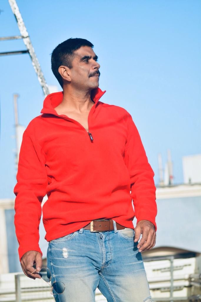 Actor Rohit Pathak Good Looking Pics Hindi Gallery