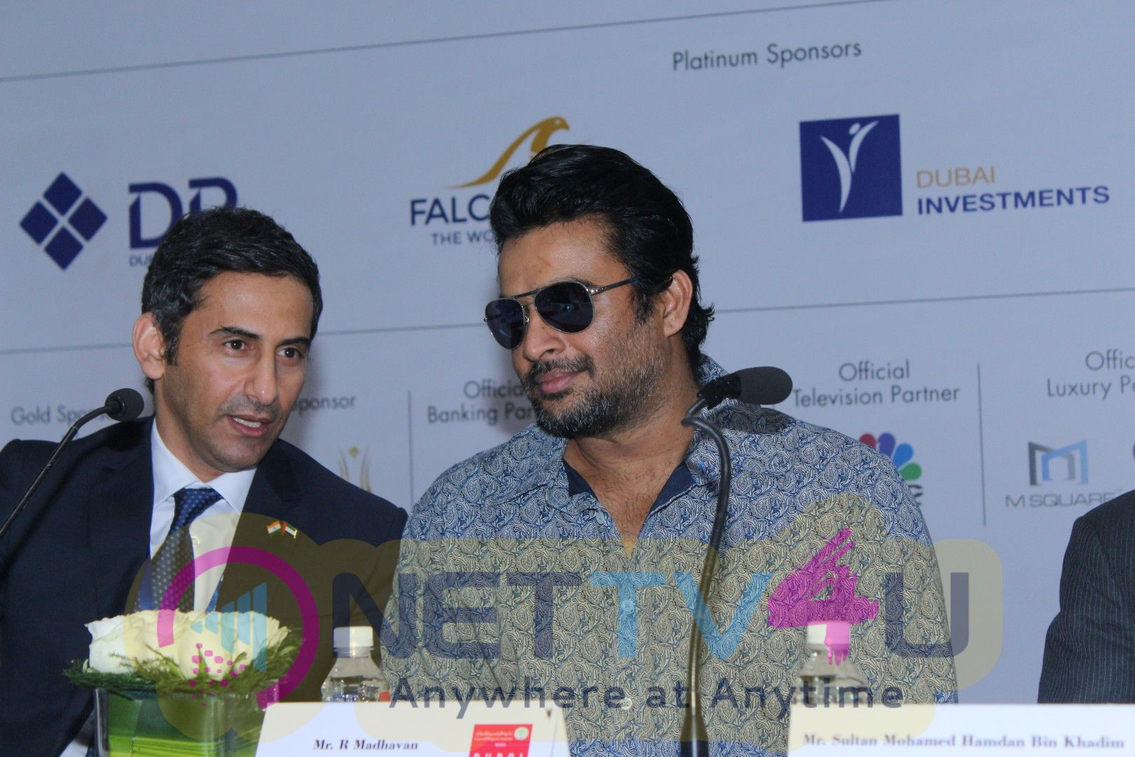 Opening Ceremony & Pc Of Dubai Property Show With R Madhavan Pics Hindi Gallery