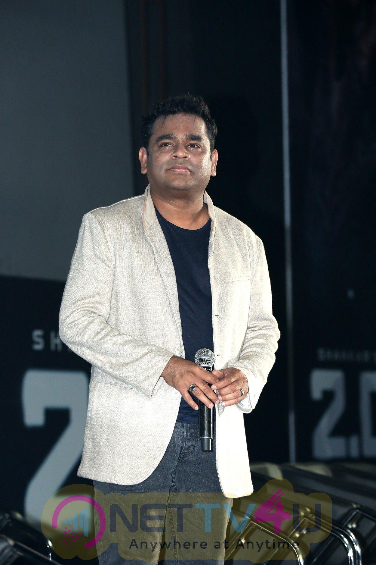 2.O Movie Trailer Launch Photos Tamil Gallery