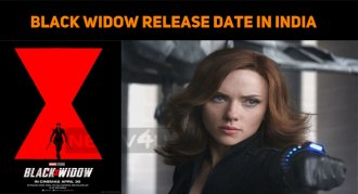 Black Widow Release Date In India Announced!