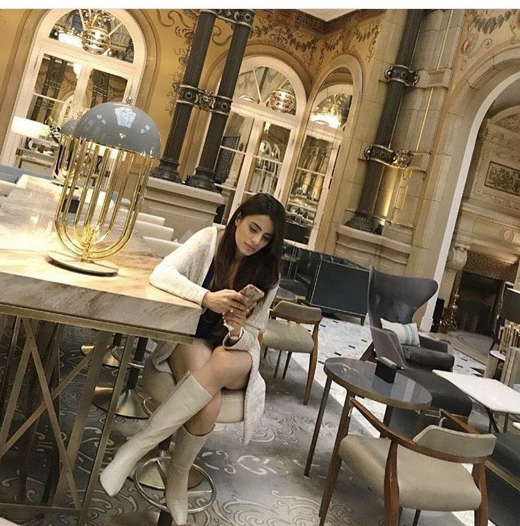 Actress Amrin Chakkiwala Good Looking Images Hindi Gallery