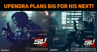 Upendra Plans Big For His Next!