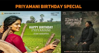 First Looks From Narappa And Virata Parvam – Pr..