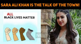 Sara Ali Khan Is The Talk Of The Town!