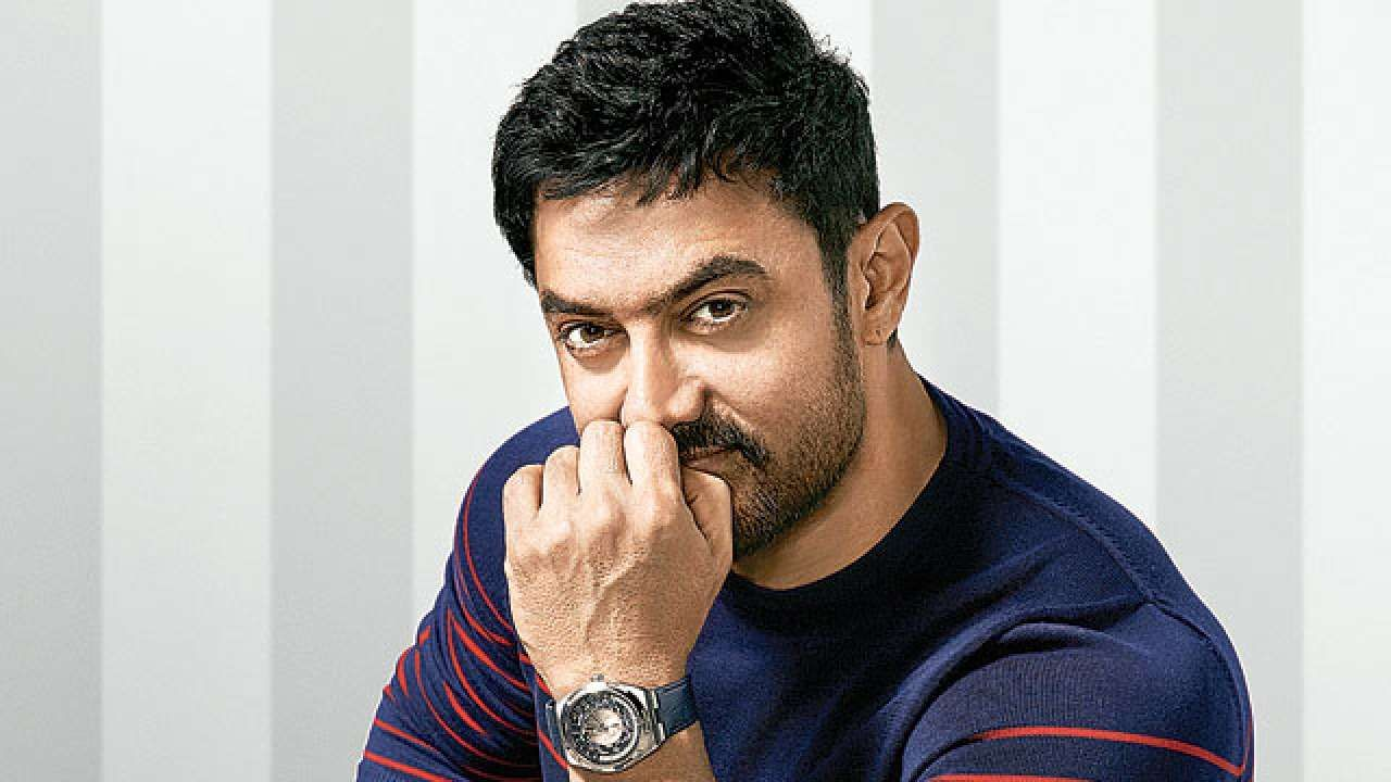 Actor Aamir Khan Good Looking Images Hindi Gallery