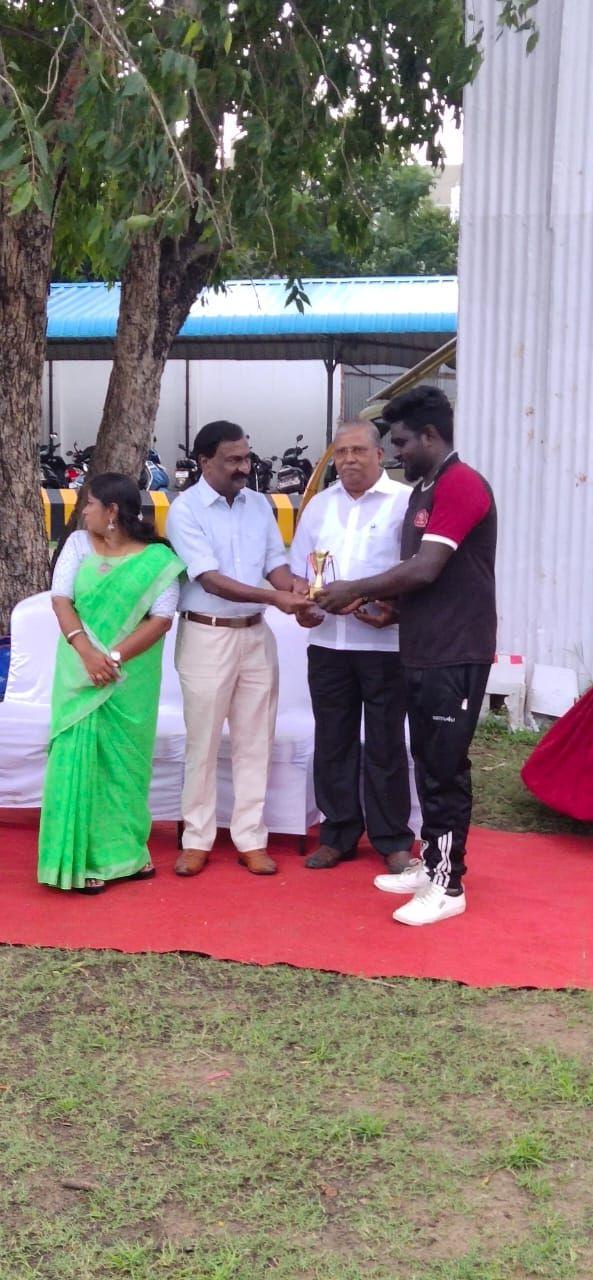 Cricket Runner Up Pics Of Nettv4u Team (Winner Winner Chicken Dinner) Tamil Gallery